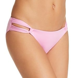 Soluna Swim - Soluna Solids Tab Side Hipster Bikini Bottoms M